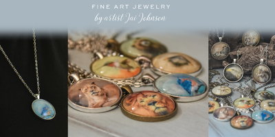 Express Your Unique Style With Handmade Art Jewelry